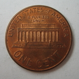 США 1 цент 1999 года.D, фото №6