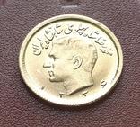 Золото Иран 1/2 пахлави, фото №6