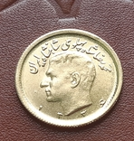 Золото Иран 1/2 пахлави, фото №7