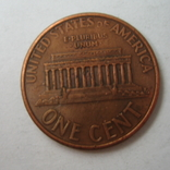 США 1 цент 1998 года.D, фото №7