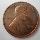 США 1 цент 1991 года.D, фото №5