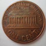 США 1 цент 1991 года.D, фото №7