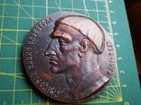 Настольная медаль Григорий Сковорода ЛМД, фото №4