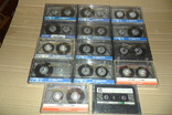 Аудиокассета кассета TDK - 14 шт в лоте, фото №2