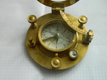Компас морський, із сонячним годинником., фото №10