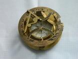 Компас морський, із сонячним годинником., фото №13