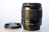 Canon EF-S 18-55mm f/3.5-5.6 IS II - є подряпини, фото №9