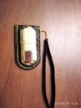 Кожаный чехол для зажигалки BRASS #5., фото №3