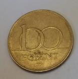 Угорщина 100 форинтів, 1995