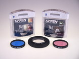 Фильтр Фильтры  Filter 49 mm 80 A FL - D TIFFEN USA, фото №4