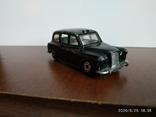 Taxi FX4R Matchbox 86год, фото №2