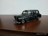 Taxi FX4R Matchbox 86год, фото №3