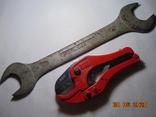 Ключ 41 х 46 и труборез., фото №2