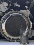Поднос, подстаканник МНЦ СССР, фото №4