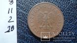 50  грошей 1949  Польша никель  ($11.2.20)~, фото №4
