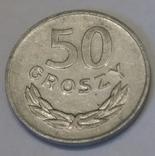 Польща 50 грошей, 1985