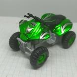 Машинка Квадроцикл Maisto, фото №4
