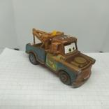 Машинка из мультфильма Disney. металл, фото №2