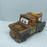 Машинка из мультфильма Disney. металл, фото №4