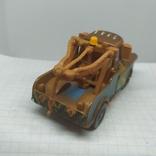 Машинка из мультфильма Disney. металл, фото №7