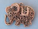 Слон бижутерия браслеты монеты, фото №4