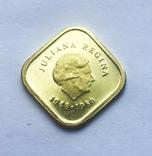 300 гульденов 1980 года. Нидерландские Антиллы, фото №3