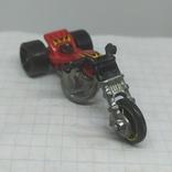 Мотоцикл. металл, фото №3