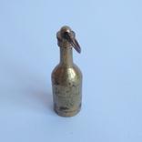 Старая бронзовая зажигалка, фото №8