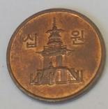 Південна Корея 10 вон, 2006 фото 2