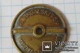 Идентификационный жетон польского полицейского №861, фото №8