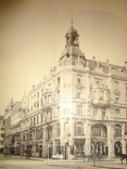 1896 Архитектура Огромного Формата 42 на 29, фото №7