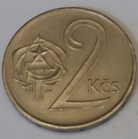 Чехословаччина 2 крони, 1983