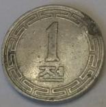 Північна Корея 1 чон, 1959
