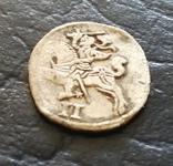 Срiбна монета 156..?року, фото №2