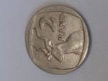Південно-Африканська Республіка 2 ранд, 1991
