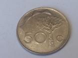 Намібія 50 центів, 1993