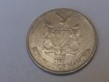 Намібія 50 центів, 1993 фото 2