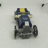 Ретро Машинка собранная из Лего Lego, фото №3