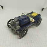 Ретро Машинка собранная из Лего Lego, фото №4