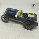 Ретро Машинка собранная из Лего Lego, фото №5