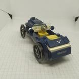 Ретро Машинка собранная из Лего Lego, фото №6