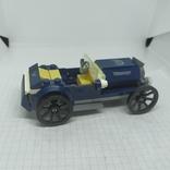 Ретро Машинка собранная из Лего Lego, фото №8