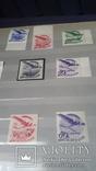5 марок негашеных серии Авиапочта+2 марки номинал 20 и 80к, фото №2