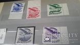 5 марок негашеных серии Авиапочта+2 марки номинал 20 и 80к, фото №5