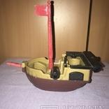 """Игрушка """"Корабль с пушкой""""., фото №3"""