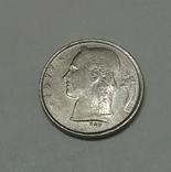 Бельгія 1 франк, 1977