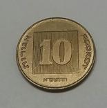Ізраїль 10 агорот, 2001