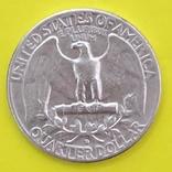 25 Центів 1957 р. Срібло., фото №3