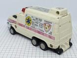 Машинка скорая помощь (с), фото №7