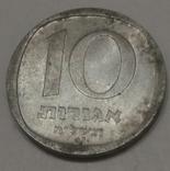 Ізраїль 10 агорот, 1978